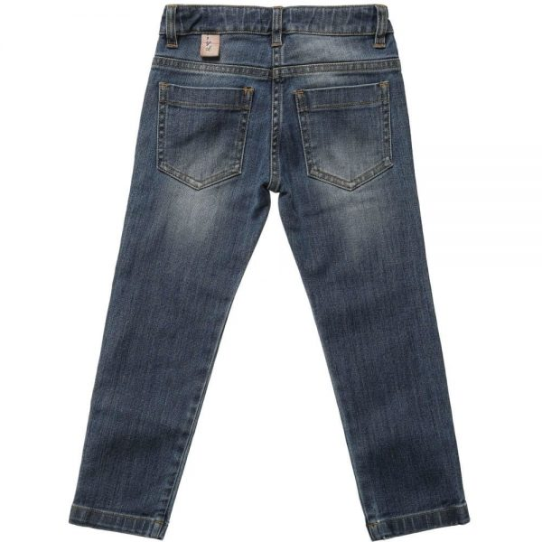 ALVIERO MARTINI Blue Denim Jeans 2