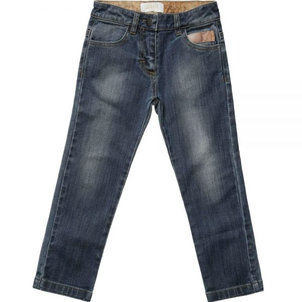 ALVIERO MARTINI Blue Denim Jeans