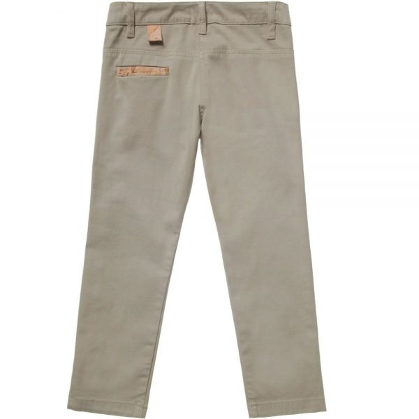 ALVIERO MARTINI Cotton Vintage Map Chino 2