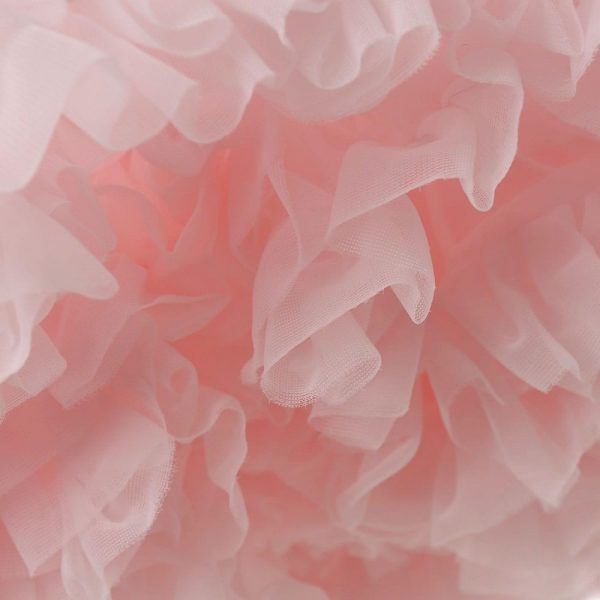 ANGEL'S FACE Pink Lace Tutu Dress 4
