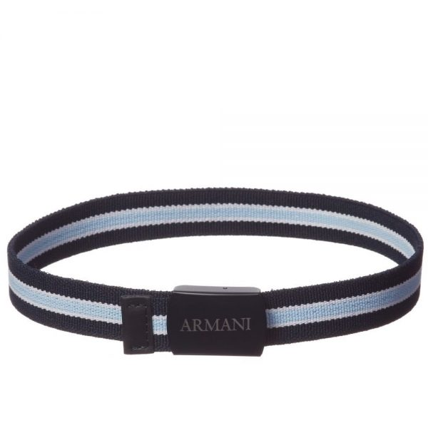ARMANI-BABY-Baby-Boys-Navy-Blue-Elasticated-Belt