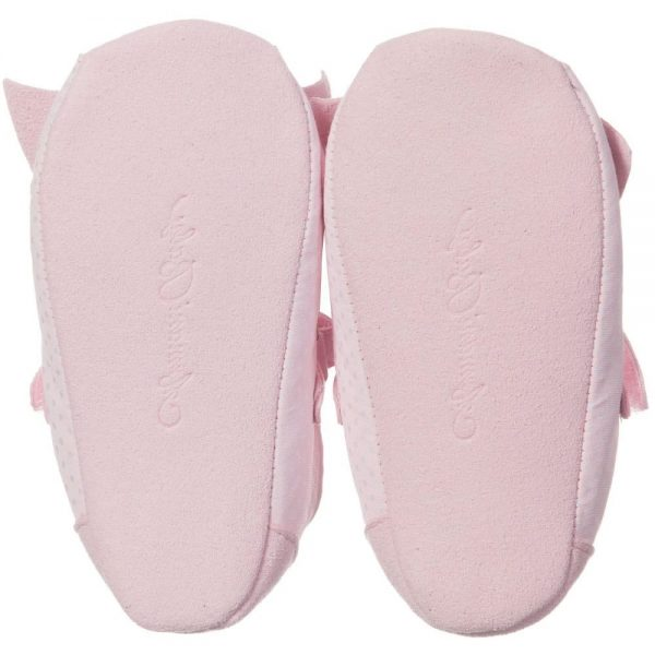 ARMANI BABY Baby Girls Pink Pre-Walker Sandals 4