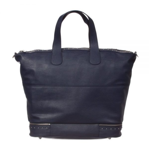 ARMANI BABY Navy Blue Baby Changing Bag (55cm) 5