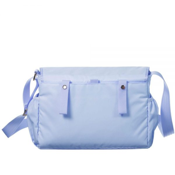 ARMANI BABY Pale Blue Baby Changing Bag (35cm) 2