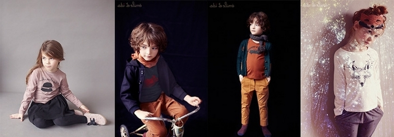 Emile et Ida Children Clothes2