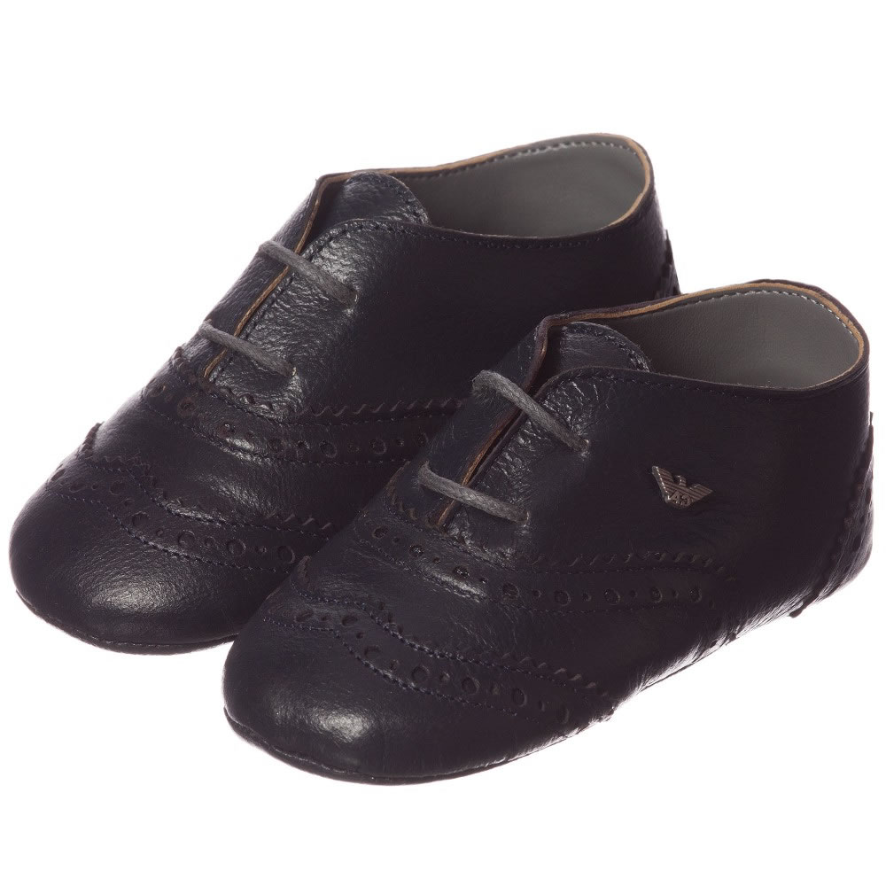 baby armani shoes