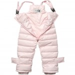 CANZITEX Pink Quilted & Down Padded Salopettes 2