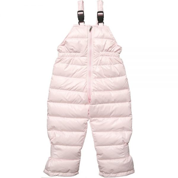 CANZITEX Pink Quilted & Down Padded Salopettes
