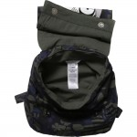 Little Marc Jacobs Green Camouflage Mr Marc Backpack 4(30cm)