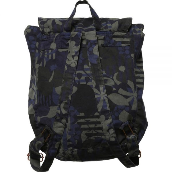 Little Marc Jacobs Green Camouflage Mr Marc Backpack1 (30cm)