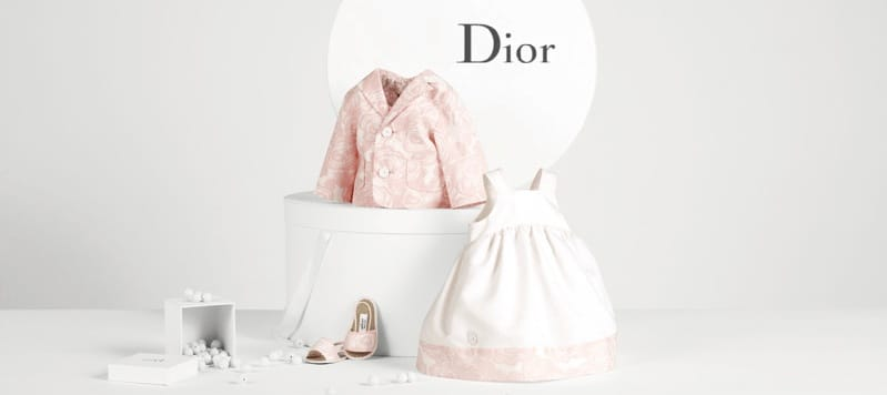 BABY DIOR children designer clothes