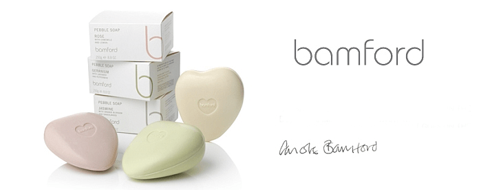 Bamford natural bath baby products