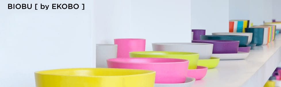 Biobu by Ekobo organic kids dishware & furniture