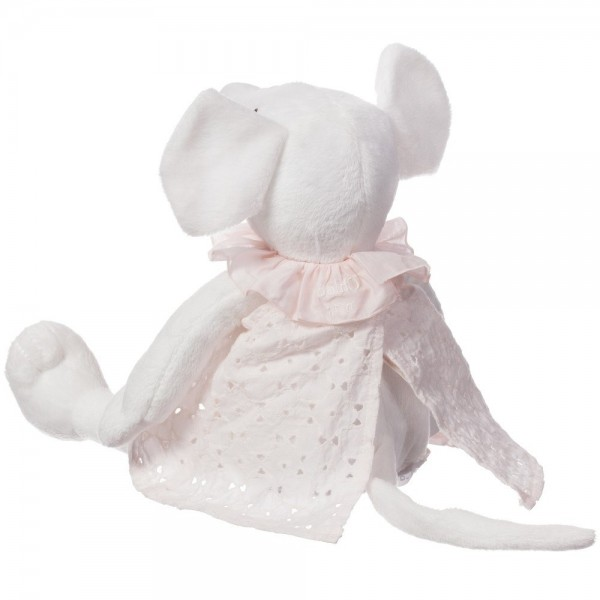 CHLOÉ Girls Ivory Mouse Soft Toy (31cm) 2