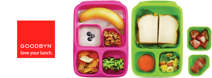 Goodbyn kids lunchboxes