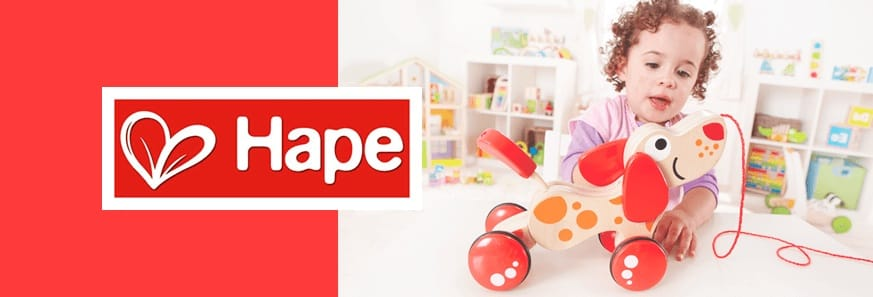 Hape toys for children