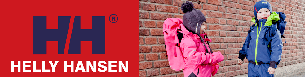 Helly Hansen children sport clothing & accessories