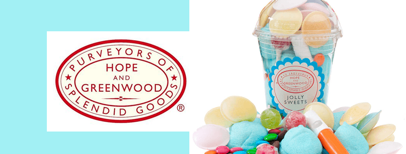 Hope and Greenwood sweets for kids