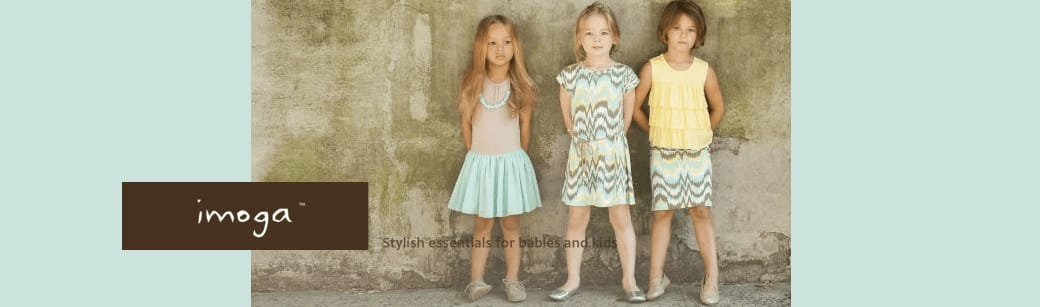 Imoga children clothing