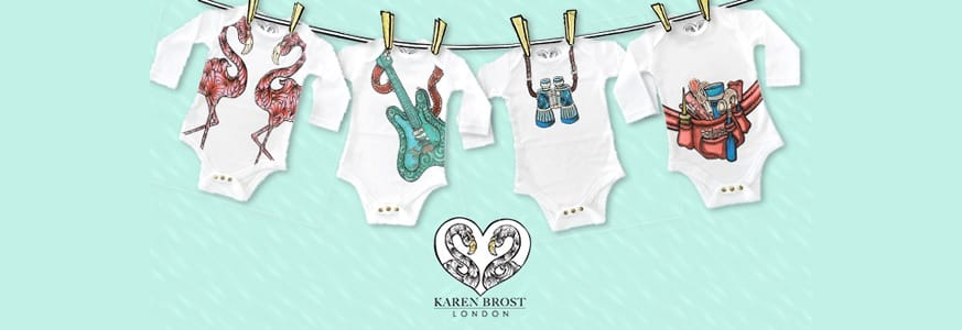 Karen Brost baby clothing & accessories