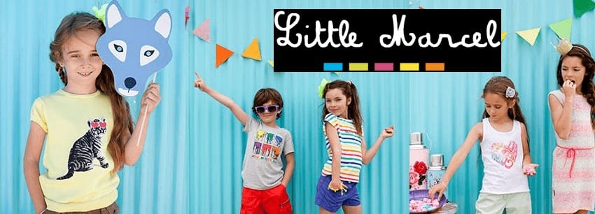 Le Petit Marcel children clothing