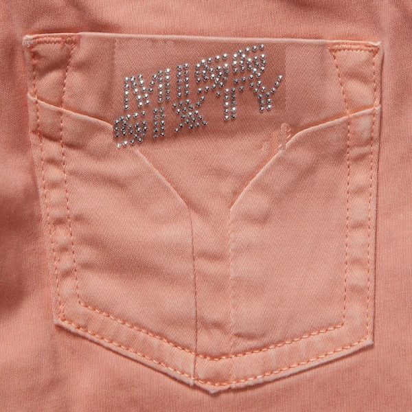 MISS SIXTY Girls Pink Slim Fit Jeans