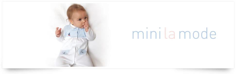 Mini-La-Mode Baby Wear
