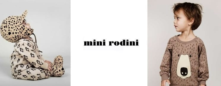 Mini Rodini Kids Clothing
