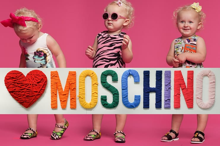 Moschino Kids Clothing