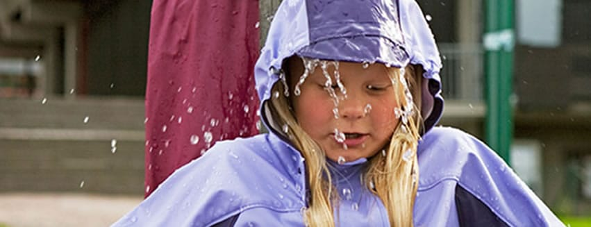 OCEAN RAINWEAR kids waterproof clothing