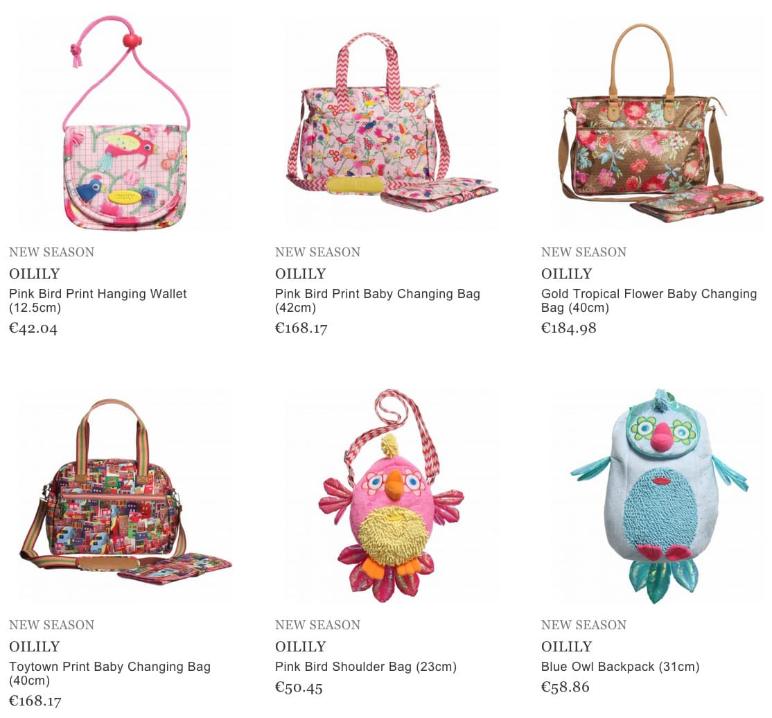 Oilily children clothing