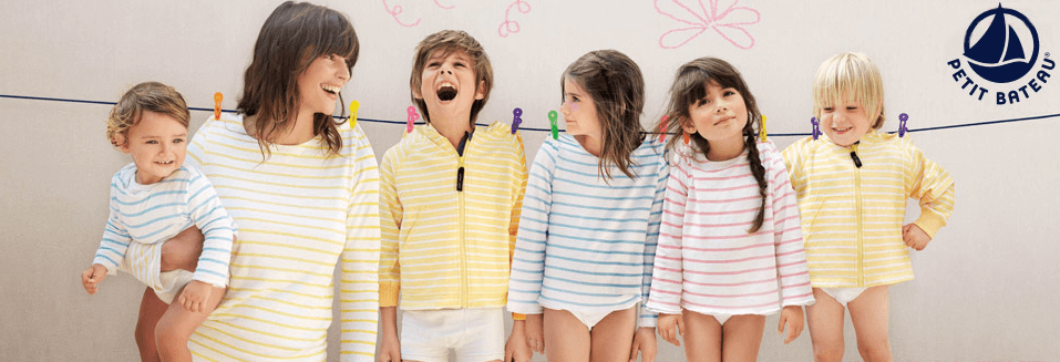 PETIT BATEAU baby clothing & accessories