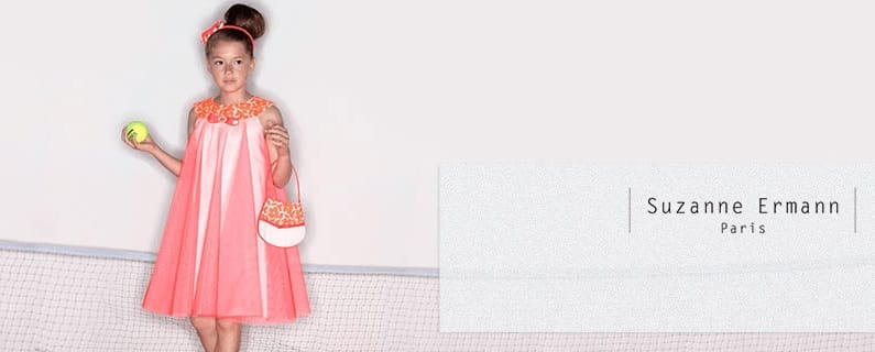 SUZANNE ERMANN girls clothing for special occasions