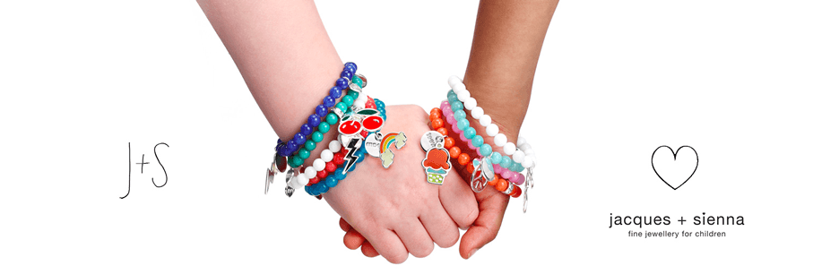 jacques + sienna jewelry & accessories for children