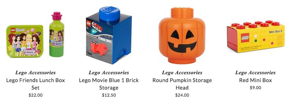 Lego Lego Accessories children toys
