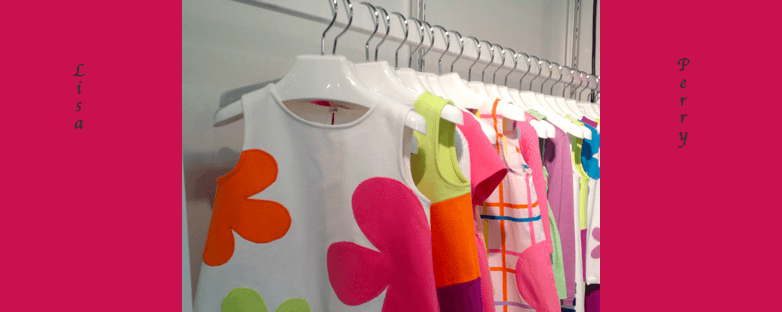 Lisa Perry children clothing