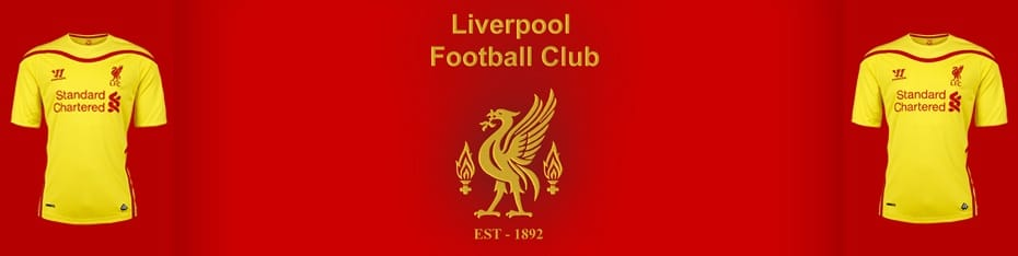 Liverpool FC kids football clothing