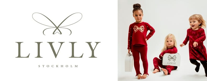 Livly luxury kids clothing
