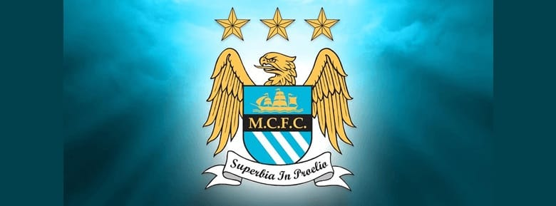 Manchester City FC kids football clothing