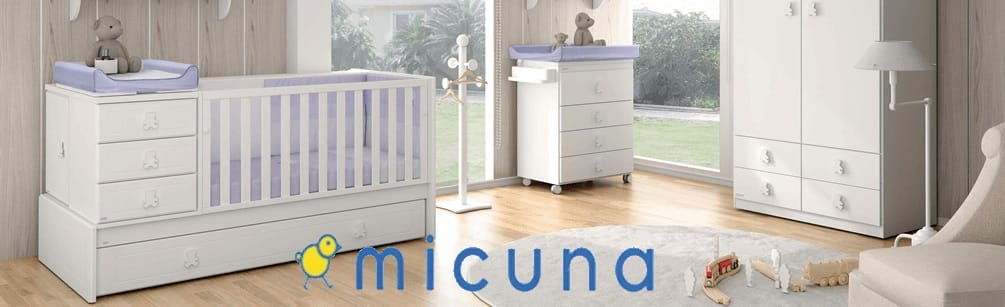 Micuna furniture for children