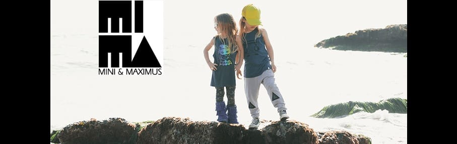 Mini & Maximus children clothing