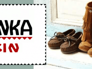 Minnetonka children shoes