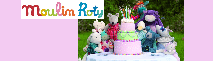 Moulin Roty children toys