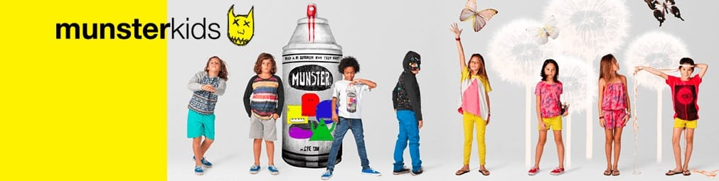 Munster Kids children clothing
