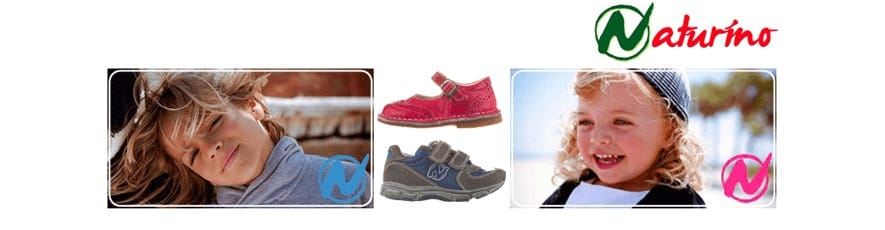 Naturino kids shoes