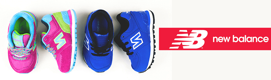 New Balance kids footware