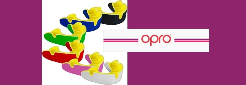 Opro children sport accessories