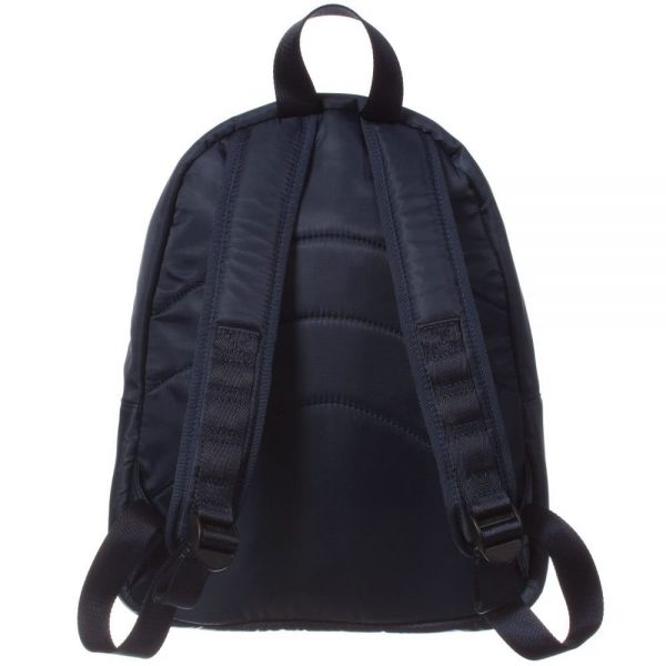 PAUL SMITH JUNIOR Boys Navy Blue Backpack Bag (31cm)2