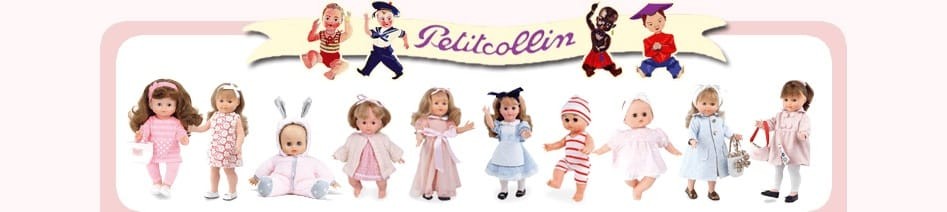 Petitcollin toys for children