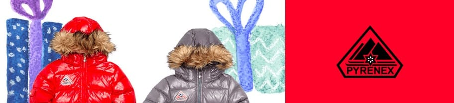 Pyrenex kids clothing & accessories
